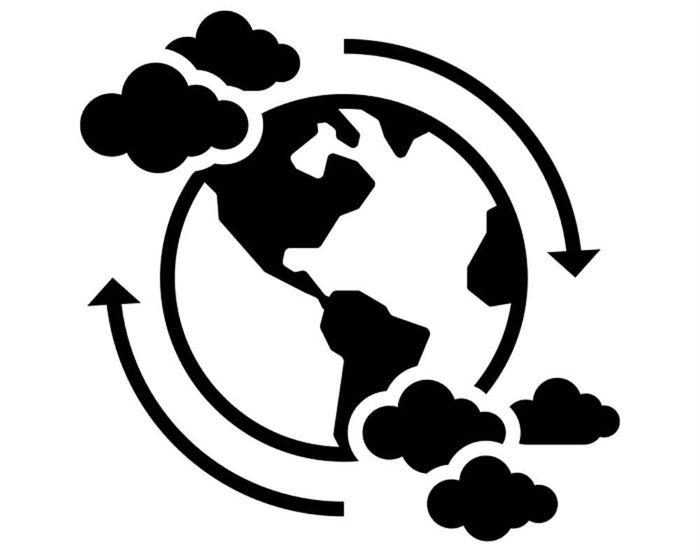 Icono cambio climático