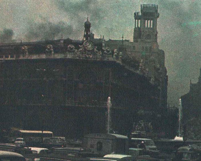 Contaminación atmosférica, Madrid 1972