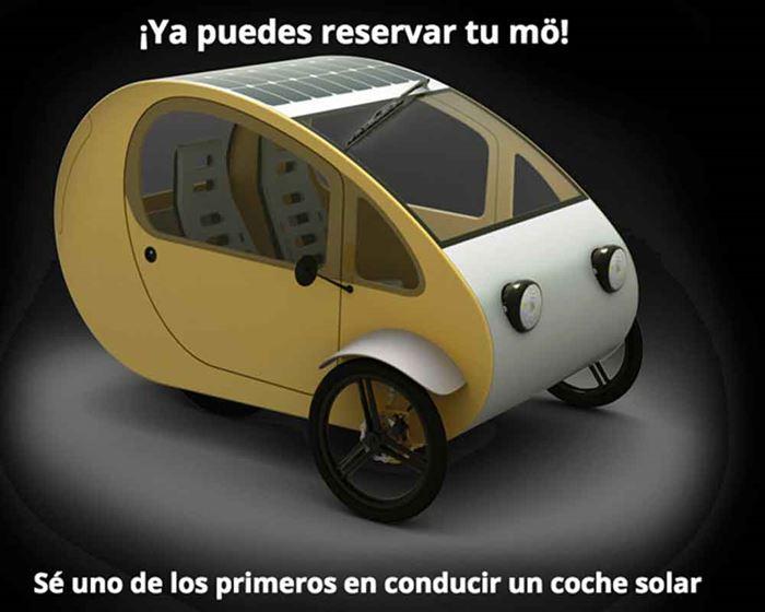 Moto solar