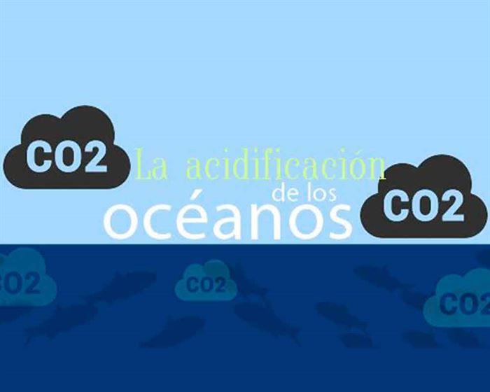 Acidificación océanos