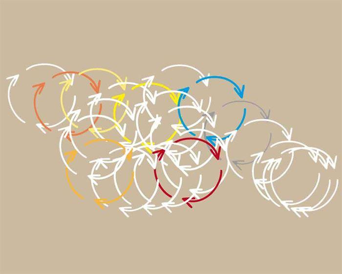 Círculos economía circular