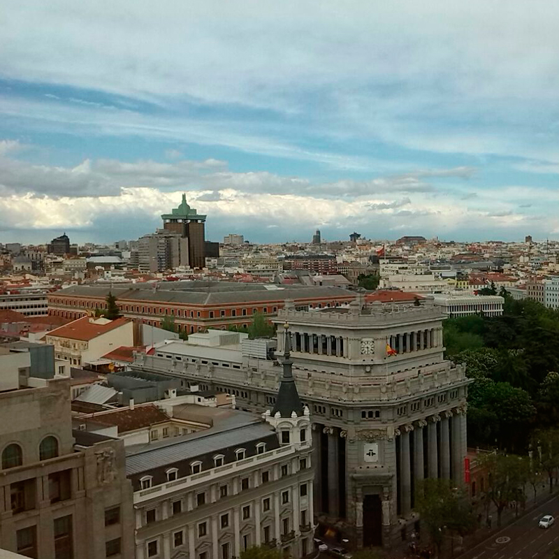 Vista de ciudad
