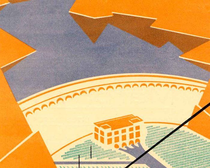 Portada revista El Duero, 1929