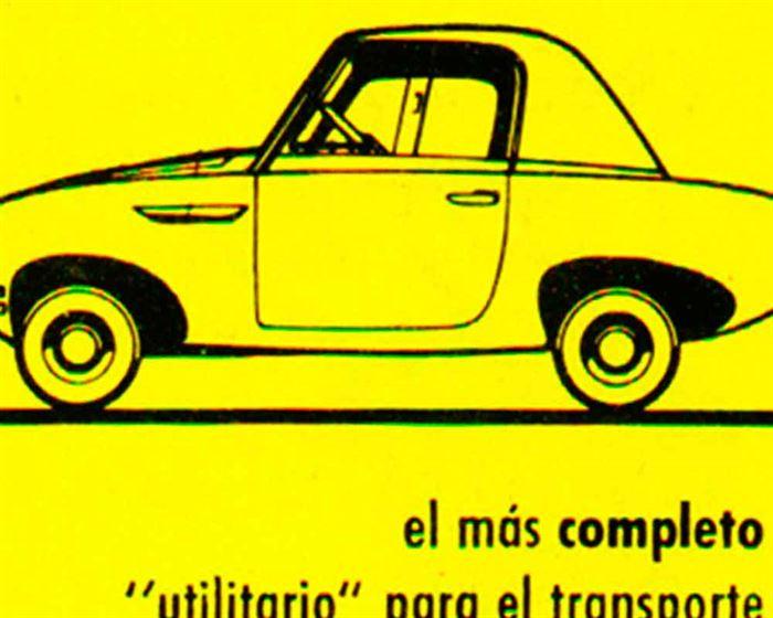 Biscuter 1958