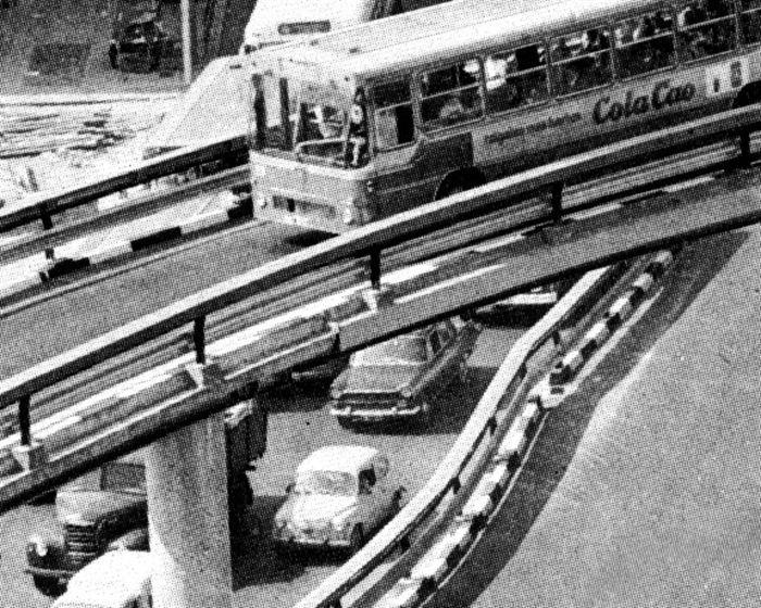 1969 Escalextric de Atocha