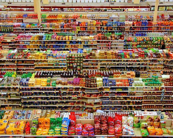 Vista Supermercado