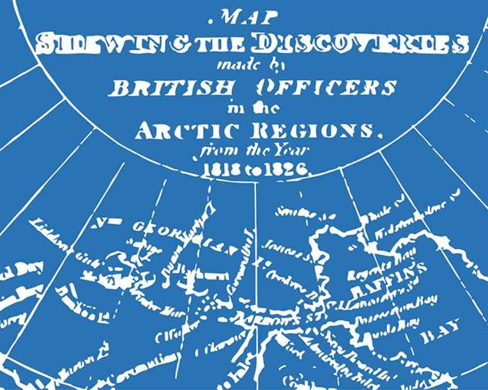 Mapa mundi Ártico