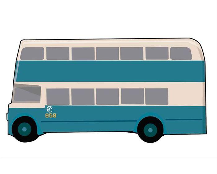 Autobus titan EMT