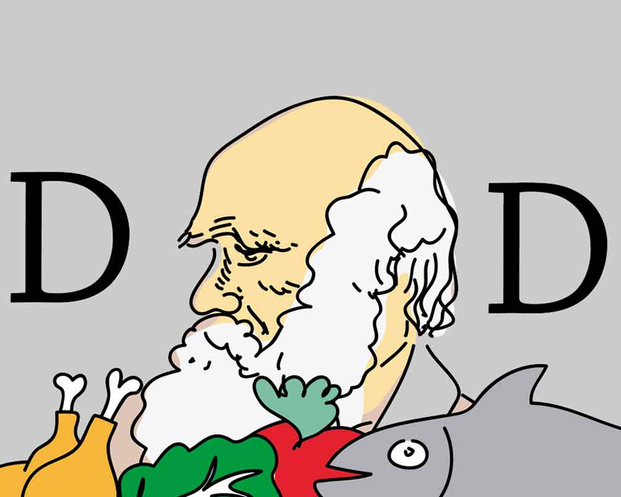 Dieta Darwin