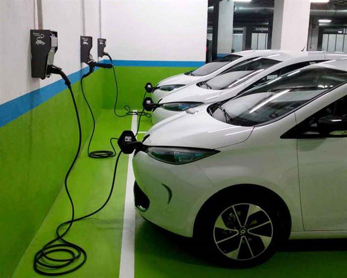 Carga coches eléctricos