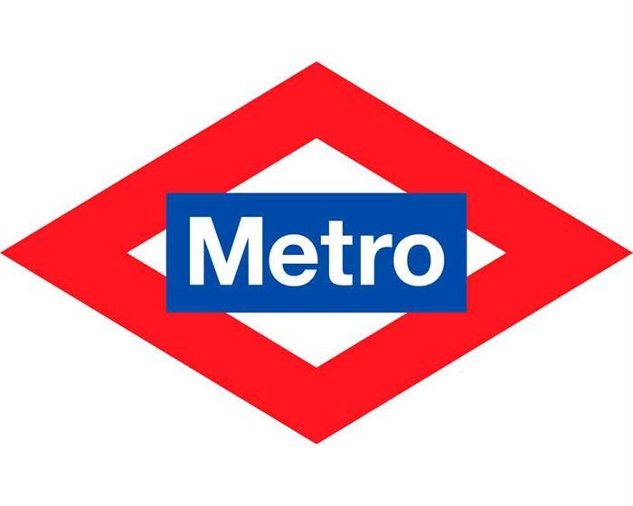 Logo Metro de Madrid
