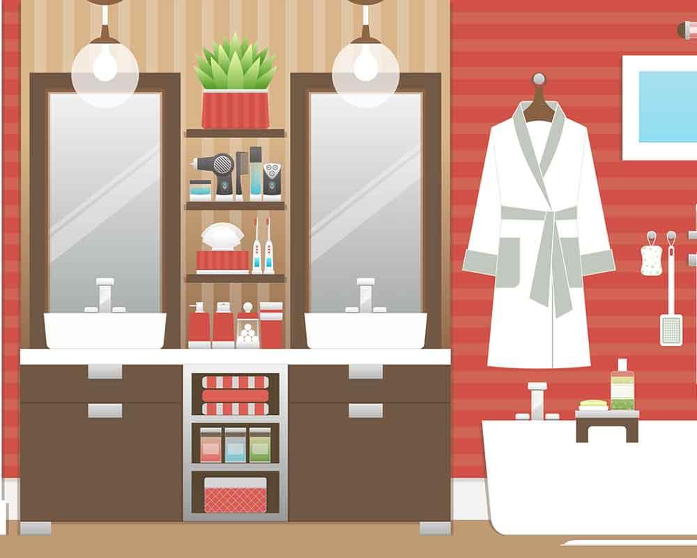 Flujos - ducha y lavabo