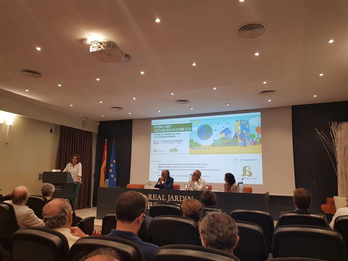 Informe Sostenibilidad España 1 2019