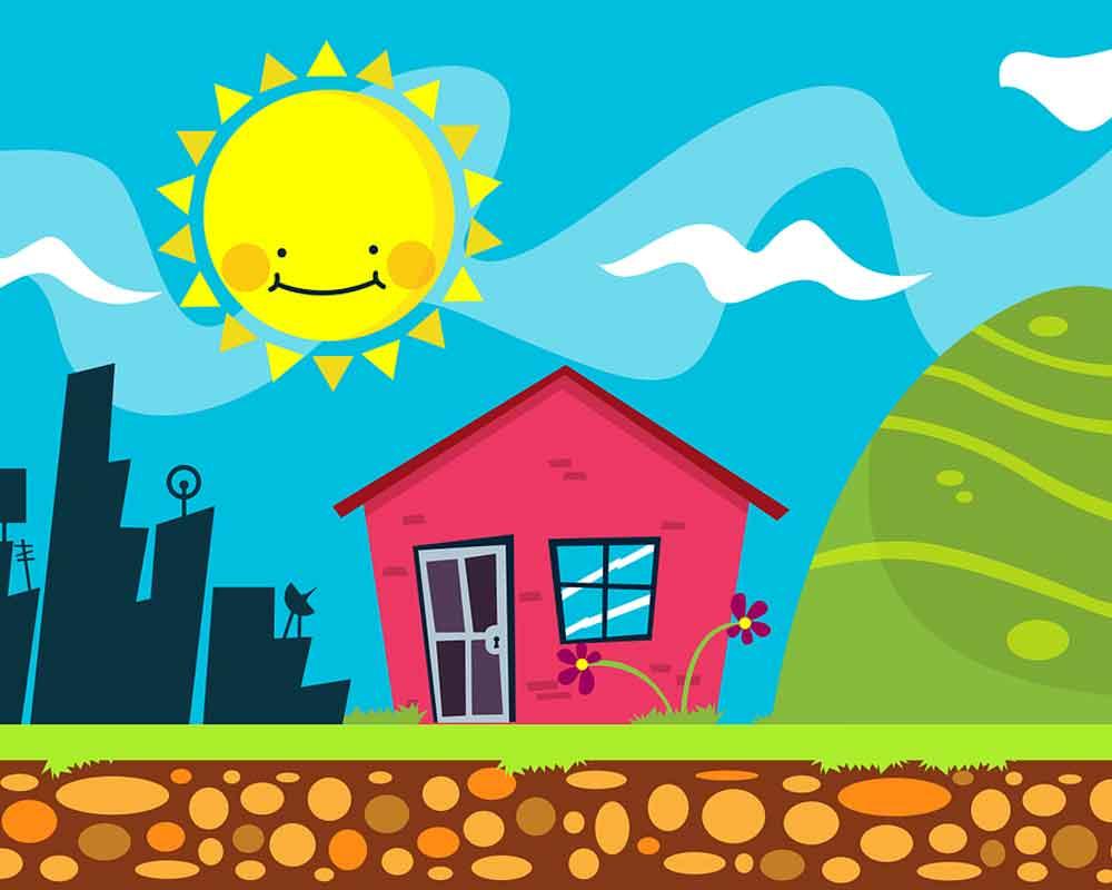 Casa al sol