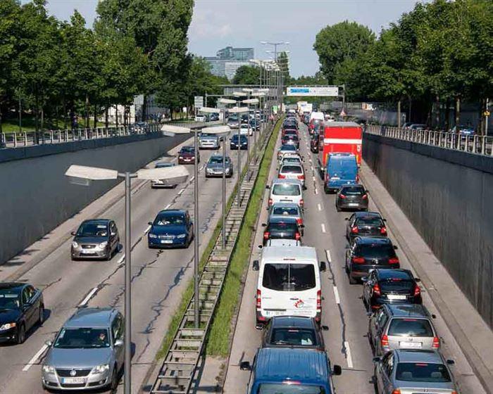 Tráfico contaminación acústica