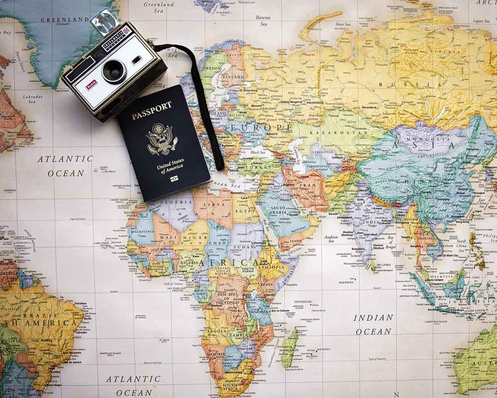 Mapa turismo