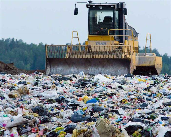 Tractos limpieza de residuos