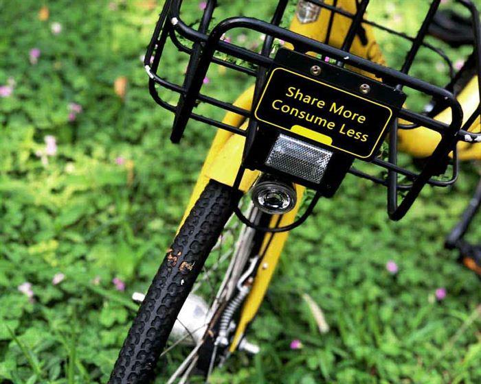 Bicicleta compartida