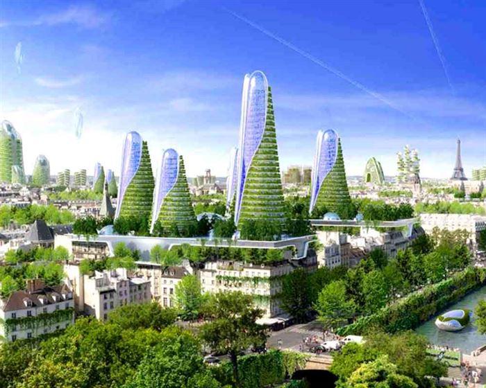 París en 2050