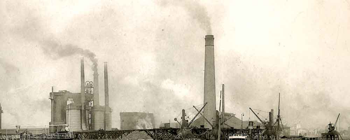 Hornos industrial Bilbao 1896