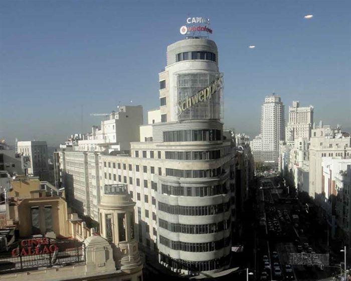 Calle Gran Vía Madrid