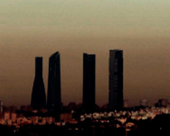 Contaminación atmosférica Madrid