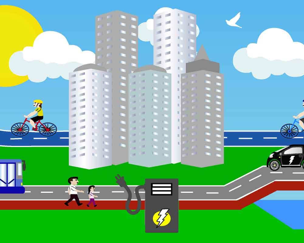 Sustainable city 3