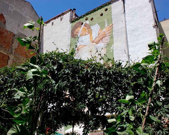 Solar Urbano Antonio Grilo, Alice Cognez