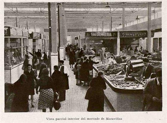 Mercado Maravilla 1940