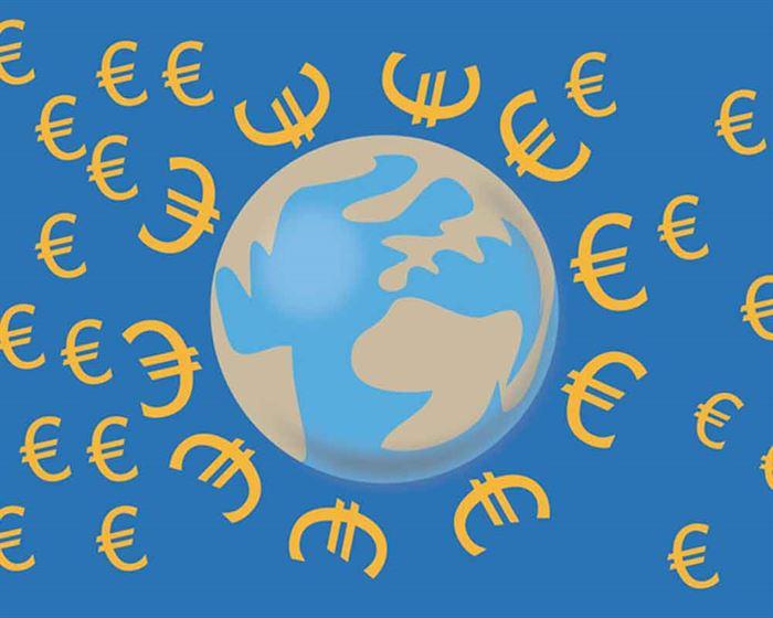 Planeta y euros