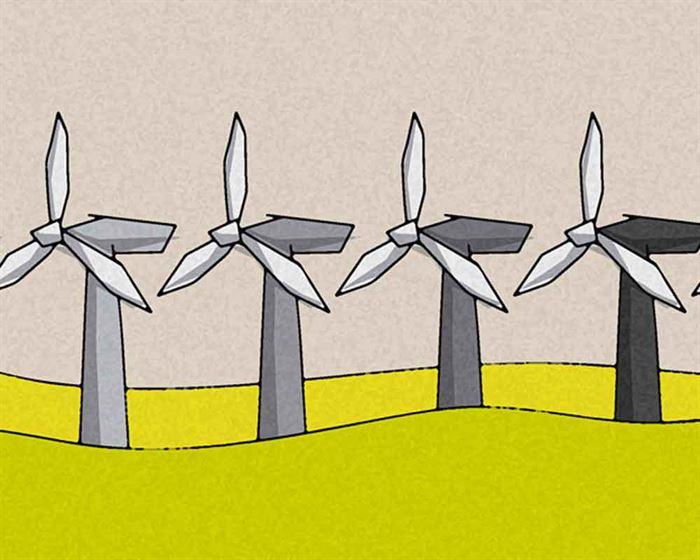 Energía eólica Reino Unido
