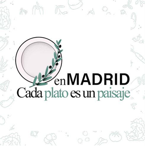 Logotipo En Madrid, cada plato es un paisaje