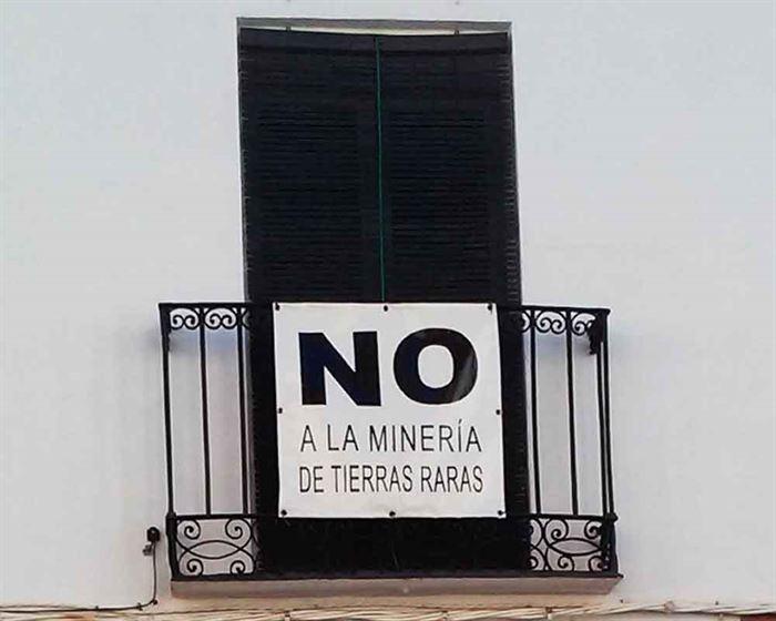 No minería Montiel