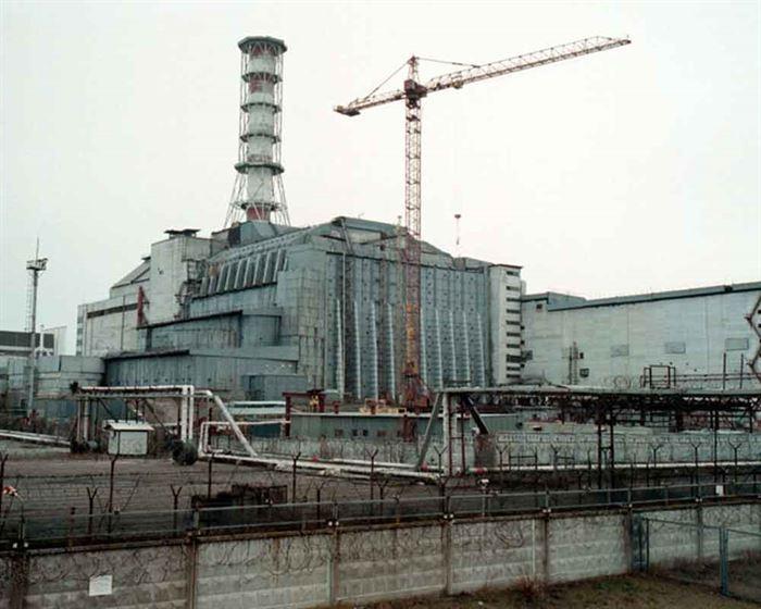 Sarcófago Chernobil