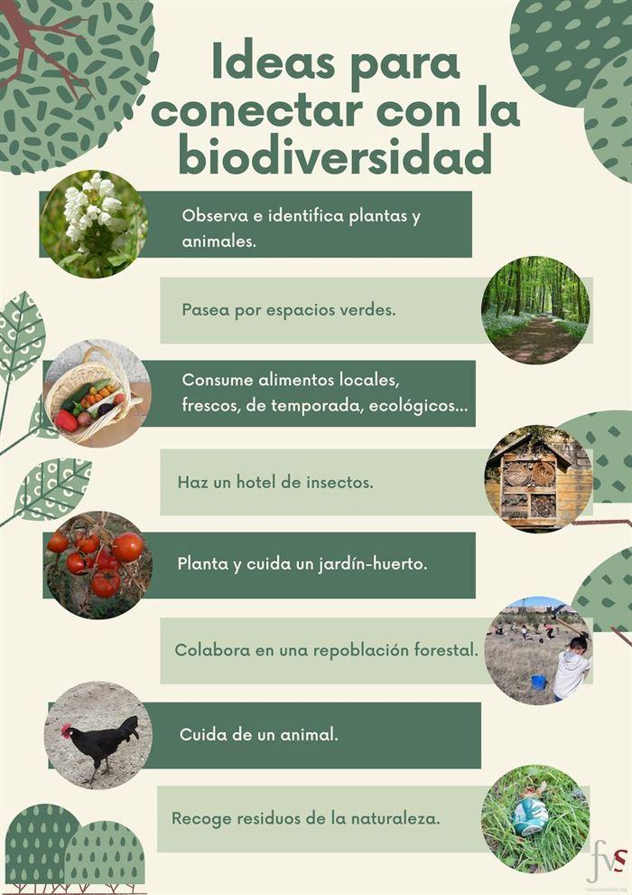 Conectar con la biodiversidad