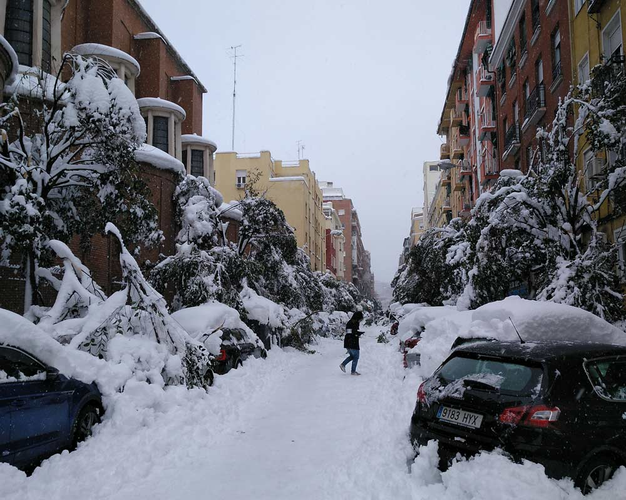 Gran nevada.